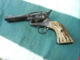 Colt Single Action Army (SAA) Frontier Six Shooter (.44-40, 4-3/4-inch)