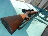 1942Pre-64 Winchester Model 70 .270 Win Rifle Scoped