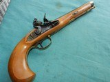 Exceptional Italian Pennsylvania .44 cal Flintlock Pistol