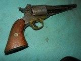 Remington New Model Navy Cartridge-Converted Revolver
