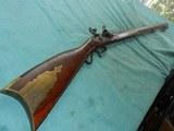 Lancaster.45 cal Full Length Cherry Wood Rifle