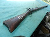 Historic Mass 8th Span Am War 1884 Springfield Armory Rifle