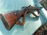 Turkish Mauer 1888 Bolt Action Rifle - 1 of 12