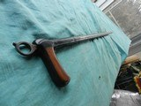 Very Unusual Percussion Cane/Waling stick Muzzleloader
