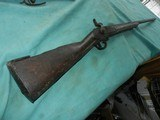 Springfield 1838 Rifle Possible Indian Use