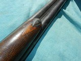 S.MORTIMER English 12ga Hammer Double - 6 of 15
