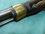 French Percussion Military 1843 Pistol - 5 of 9