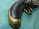 French Percussion Military 1843 Pistol - 8 of 9