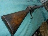 British Mk II Martini-Henry Single Shot Rifle by Enfield - 1 of 16