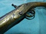 ''Rat Tail'' Miquelet Pistol - 6 of 8