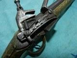 ''Rat Tail'' Miquelet Pistol - 2 of 8
