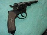 Gilsenti Brescia 1886 Revolver
