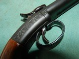 Ethan Allen Double Barrel Hammer Pistol - 3 of 10