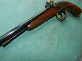 Double Barrel.36 caliber Percussion Pistol - 5 of 10