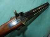 Double Barrel.36 caliber Percussion Pistol - 2 of 10