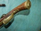Double Barrel.36 caliber Percussion Pistol - 10 of 10