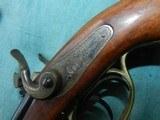 Double Barrel.36 caliber Percussion Pistol - 6 of 10