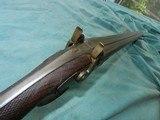 Civil War Hollis & Sheath Imported 10ga.Double - 5 of 12