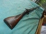 Rev War early Dutch Flintlock Converted