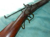 Boston 19th Century Percussion Halfstock Sporting and Target Rifle - 3 of 10