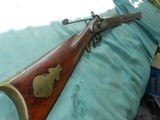 Boston 19th Century Percussion Halfstock Sporting and Target Rifle - 1 of 10