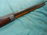 Boston 19th Century Percussion Halfstock Sporting and Target Rifle - 6 of 10
