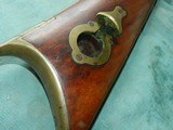 Boston 19th Century Percussion Halfstock Sporting and Target Rifle - 2 of 10