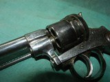 Civil War Lefaucheux D. A. Pinfire Revolver - 3 of 8