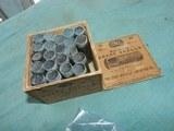 UMC 20ga Brass shells with early box