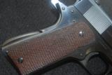 Extremely Rare Pre WW II Colt Government Model National Match w/RARE Swartz safety - 9 of 11