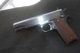 Extremely Rare Pre WW II Colt Government Model National Match w/RARE Swartz safety - 3 of 11