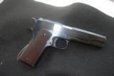 Extremely Rare Pre WW II Colt Government Model National Match w/RARE Swartz safety - 4 of 11
