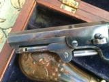 Beautiful Colt Model 1849 Pocket cased - 5 of 16