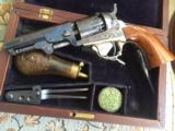 Beautiful Colt Model 1849 Pocket cased