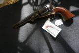 Nice 4th Model Colt 1851 Navy. Norm Flayderman Collection.