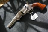 Scarce Factory Engraved Colt Model 1849 Silver Finish