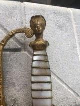 Near Perfect Mexican War Militia Staff Sword - 5 of 23