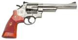 Smith & Wesson44 magnumnickel engraved model 29-10Never fired - 2 of 3