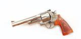 Smith & Wesson44 magnumnickel engraved model 29-10Never fired - 3 of 3