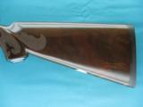 WINCHESTER MODEL 23 Pigeon Grade Custom 2 Double Barrel Combination
