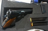"""CZ-USA CZ 75 Tactical Sport Orange 9mm Luger 5"""" Barrel Orange Handles - 5 of 10"""