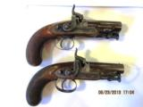 Westley Richards Waist Guns Cased Matched Pair of Pistols - 2 of 12