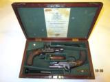 Westley Richards Waist Guns Cased Matched Pair of Pistols - 1 of 12