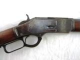 Winchester 1873 Rifle 3rd Model 44-40 Octagon bbl - 5 of 12
