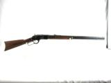 Winchester 1873 Rifle 3rd Model 44-40 Octagon bbl - 1 of 12