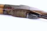 Ithaca Gun Company Single Barrel Trap Flues model grade 5E 12 gauge - 3 of 12