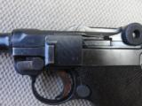 1914-1920 Luger DWM 9mm with Matching SN including Mag. - 2 of 7