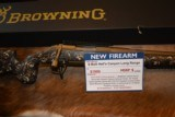 Browning X-Bolt Hell's Canyon Long Range 6.5 Creedmoor
