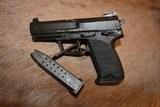 Heckler & Koch USP Custom Sport 9mm German Made NEW & RARE