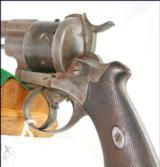 Lefaucheux .44 Caliber. Civil War Period Large Frame - 3 of 6